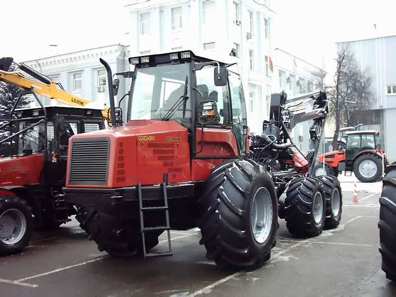 Реферат: Трактор МТЗ-82 и. - xreferat.com